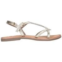 Sapatos Rapariga Sandálias Gioseppo 47837 Niña Platino Argenté