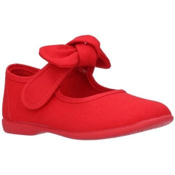 Sapatos Rapariga Sapatilhas Batilas 10601 Niña Rojo rouge