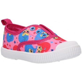 Sapatos Rapariga Sapatilhas Cerda 2300003571 Niña Fucsia violet