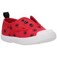 Sapatos Rapaz Sapatilhas Cerda 2300003562 Niño Rojo rouge