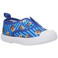 Sapatos Rapaz Sapatilhas Cerda 2300003563 Niño Azul bleu