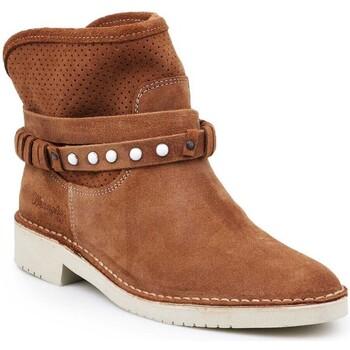 Sapatos Mulher Botas baixas Wrangler Indy Hole WL141711-160 brown