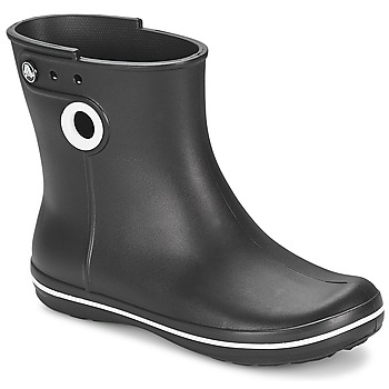 Botas de borracha Crocs JAUNT SHORTY BOOT W-BLACK