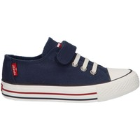 Sapatos Criança Sapatilhas Levi's VTRU0035T TRUCKER 0040 NAVY 34 Azul