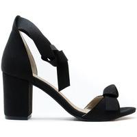 Sapatos Mulher Sandálias Nae Vegan Shoes Estela Black preto