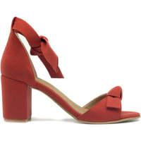 Sapatos Mulher Sandálias Nae Vegan Shoes Estela Red vermelho