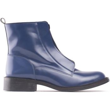 Sapatos Mulher Botins Nae Vegan Shoes Zipmeblue azul