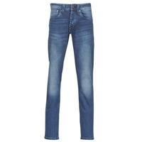 Textil Homem Calças Jeans Pepe jeans CASH Azul