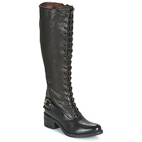 Sapatos Mulher Botas Airstep / A.S.98 OPEA LACE Preto