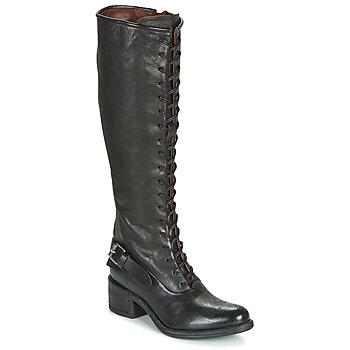 Sapatos Mulher Botas Airstep / A.S.98 OPEA LACE Preto