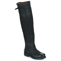 Sapatos Mulher Botas Airstep / A.S.98 BRET HIGH Preto