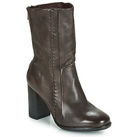 Sapatos Mulher Botins Airstep / A.S.98 FRESH ZIP Cinza / Escuro