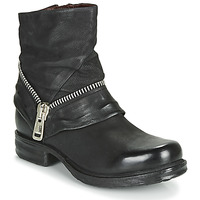 Sapatos Mulher Botas baixas Airstep / A.S.98 SAINT EC ZIP NEW Preto