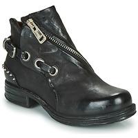 Sapatos Mulher Botas Airstep / A.S.98 SAINT EC CLOU Preto