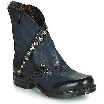 Sapatos Mulher Botas baixas Airstep / A.S.98 SAINT EC RIVET Azul