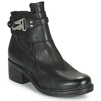 Sapatos Mulher Botas baixas Airstep / A.S.98 NOVA 17 CHELS Preto