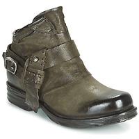 Sapatos Mulher Botas baixas Airstep / A.S.98 SAINT EC STRAPE Cáqui