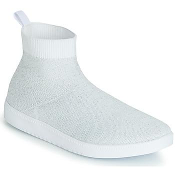 Sapatos Mulher Sapatilhas de basquetebol André ATINA Branco