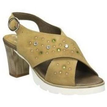 Sapatos Mulher Sandálias Nature 3978 Marron
