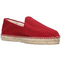 Sapatos Homem Alpargatas Alpargatas Sesma 009 Hombre Burdeos rouge