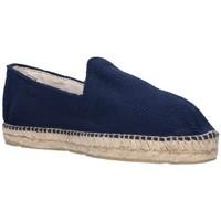 Sapatos Homem Alpargatas Alpargatas Sesma 009 Hombre Azul marino bleu
