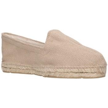 Sapatos Homem Alpargatas Alpargatas Sesma 009 Hombre Beige beige