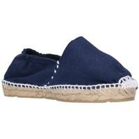 Sapatos Rapariga Alpargatas Alpargatas Sesma 003 Niña Azul marino bleu