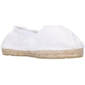 Sapatos Rapariga Alpargatas Alpargatas Sesma 003 Niña Blanco blanc