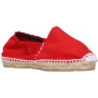 Sapatos Rapariga Alpargatas Alpargatas Sesma 003 Niña Rojo rouge