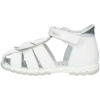 Sapatos Rapariga Sandálias Nero Giardini P921160F Branco