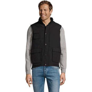Textil Casacos de malha Sols WELLS POLAR WORK Negro