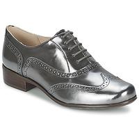 Sapatos Mulher Richelieu Clarks HAMBLE OAK Prateado