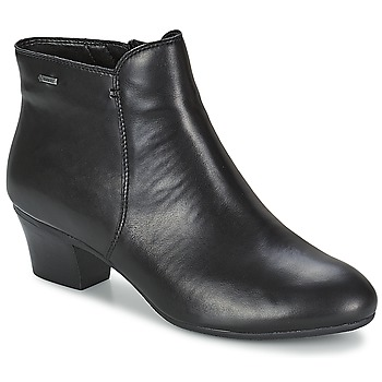 Sapatos Mulher Botins Clarks MELANIE SU GTX Preto