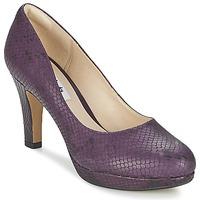 Sapatos Mulher Escarpim Clarks CRISP KENDRA Violeta