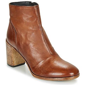 Sapatos Mulher Botins Moma STELLA BRANDY Castanho