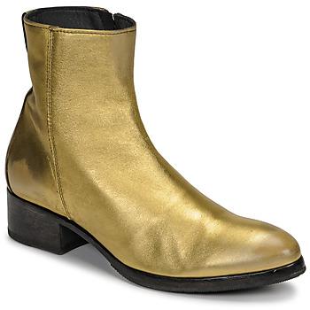 Sapatos Mulher Botins Moma NJ ORO Ouro