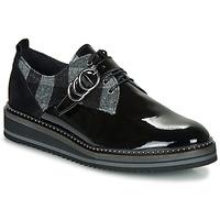 Sapatos Mulher Sapatos Regard ROCSI V3 VERNIS Preto