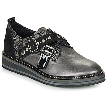Sapatos Mulher Sapatos Regard ROCTALOU V1 MET Cinza