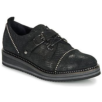 Sapatos Mulher Sapatos Regard ROCTALOX V2 TOUT SERPENTE SHABE Preto