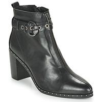 Sapatos Mulher Botins Philippe Morvan BAXEL3 V1 MAIA Preto