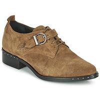 Sapatos Mulher Sapatos Philippe Morvan SAND V4 CRTE VEL Camel
