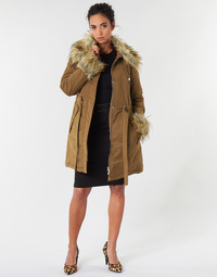 Textil Mulher Parkas Marciano NEW GLAM Conhaque