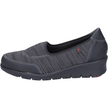 Sapatos Mulher Slip on Cinzia Imprint Sneakers BS927 Preto