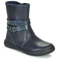 Sapatos Rapariga Botas baixas Citrouille et Compagnie LOMINE Azul
