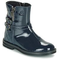 Sapatos Rapariga Botas baixas Citrouille et Compagnie LIMIDOU Azul