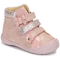 Sapatos Rapariga Botas baixas Citrouille et Compagnie HODIL Rosa