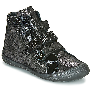 Sapatos Rapariga Botas baixas Citrouille et Compagnie HODIL Preto