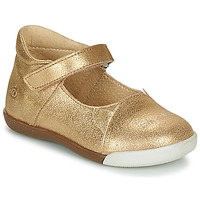 Sapatos Rapariga Sabrinas Citrouille et Compagnie LAKALA Ouro