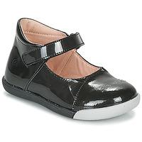 Sapatos Rapariga Sabrinas Citrouille et Compagnie LAKALA Preto
