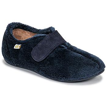 Sapatos Criança Chinelos Citrouille et Compagnie LAFINOU Marinho